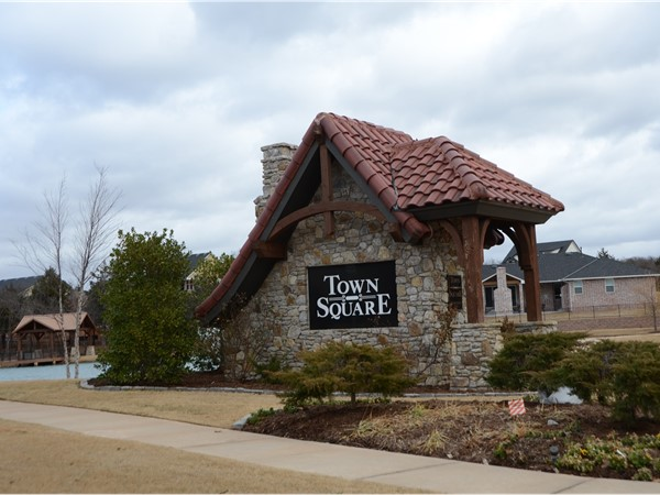 Town Square to Edmond