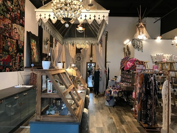 Boutique shopping in Edmond