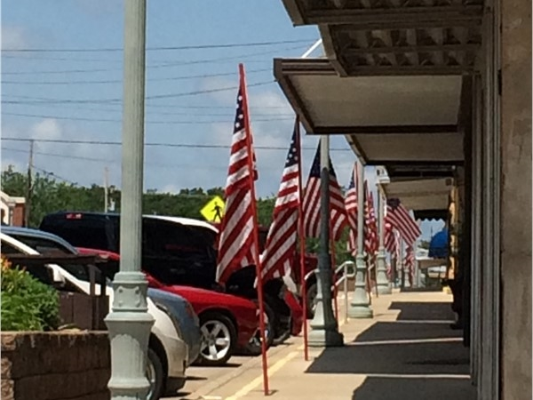 Atoka - Memorial Day ready