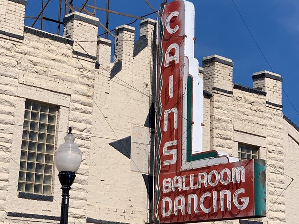 The Historic Cain's Ballroom in Midtown Tulsa