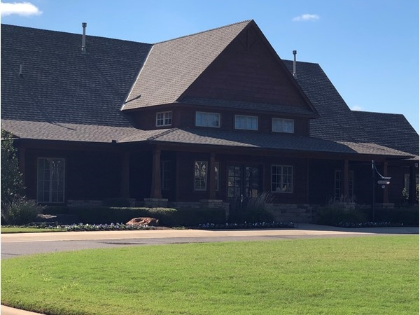 White Oak has some amazing amenities such as this clubhouse
