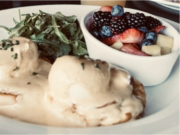 Sharing another amazing Sunday Brunch meal in our OKC Midtown! Visit soon