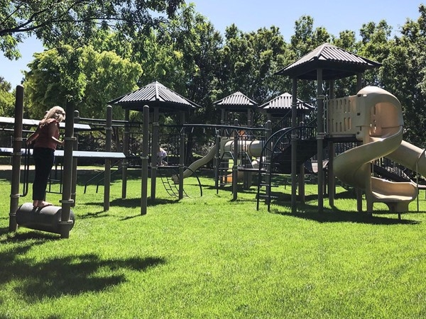 Whether you are a member or a resident, Gaillardia Park is always a good idea!  My kids love it