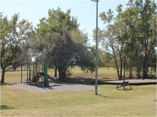 Playground at Brighton Place