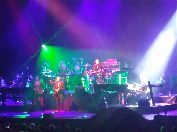 Mannheim Steamroller performs at the Enid Convention Center