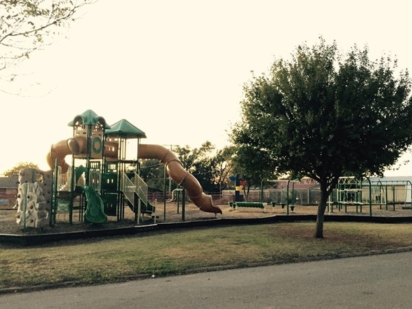 Family parks and play gyms