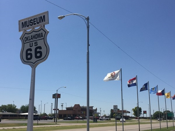 Route 66 Museum has a lot to offer visitors