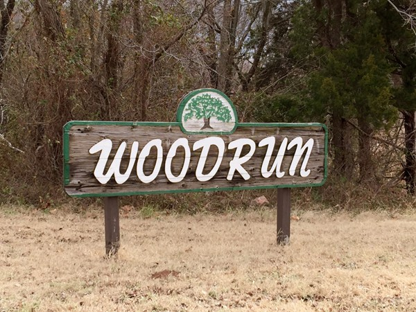 Woodrun is a well established neighborhood with mature trees just south of I-40 on Czech Hall Rd.