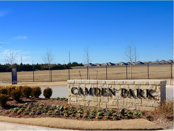 Welcome to Camden Park