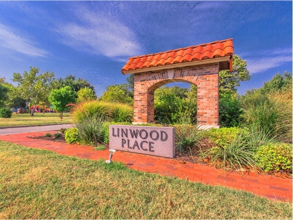Platted in 1909, Linwood Place is one of OKC's oldest neighborhoods in the Urban Core