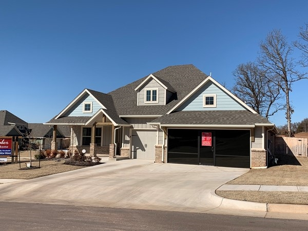Homes by Taber model home