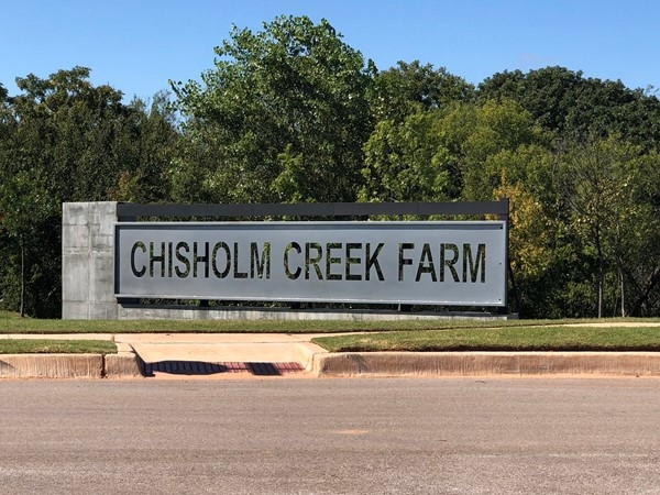 Chisholm Creek Farms starting on phase two