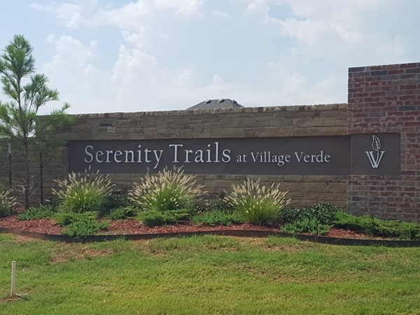 Serenity Trails at Village Verde is in Piedmont Schools District