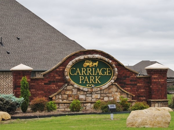 Stop by and check out Carriage Park