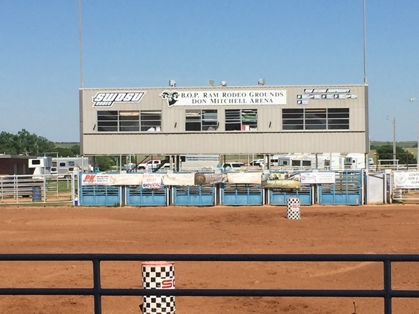 Bulldog rodeo grounds hosts lots of great events