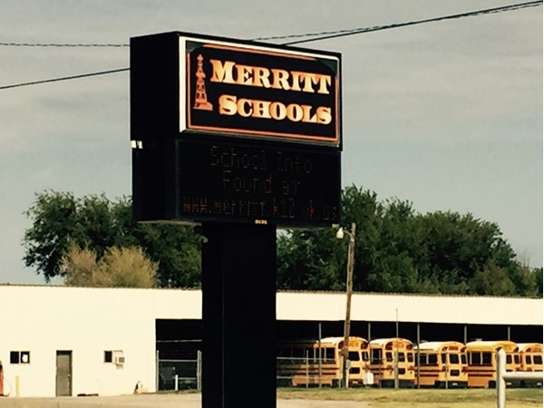 Merritt Schools has lots to offer families near Elk City